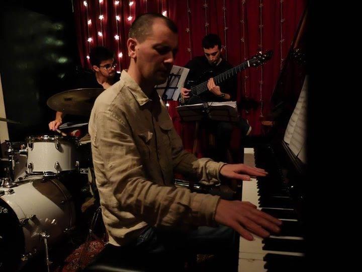 Daydream Trio - Stefano Travaglini