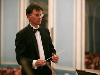 Conducting in Saint Petersburg - Stefano Travaglini