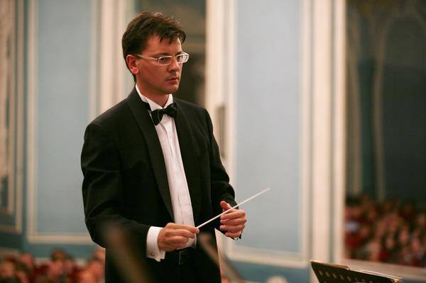 Conducting in Saint Petersburg - Stefano Travaglini